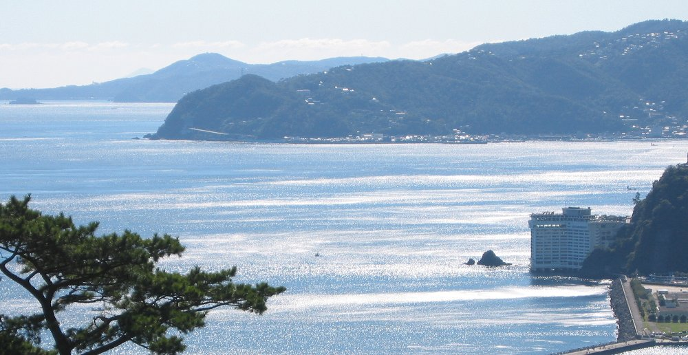 Atami, Japan... My home away from home.